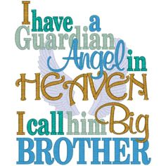 For my brother who remains forever in my heart, but especially on his Birthday, I celebrate how lucky I was to call him my big brother.