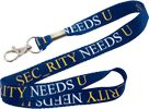 Go ahead and customize lanyards in any style you want and get them shipped to any part of the world.