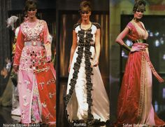 During the Caftan 2012 fashion show in Marrakech (May12, 2012)
