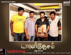 #DollarDesam Teaser Release Poster  More Stills http://tamilcinema.com/dollar-desam-teaser-release-poster/  #Aamir