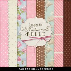Sunday's Guest Freebies ~ Far Far Hill ⊱✿-✿⊰ Join 5,700 others. Follow the Free…