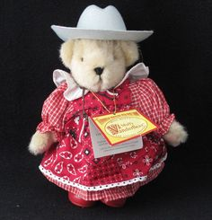 Muffy vanderBear in the Traveling Wild West Show , Cowgirl Wild West Show, Sparklers, Teddy Bears, Candy Cane, To My Daughter, Picnic, Traveling, Childhood, Memories