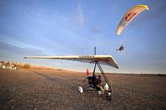 Red Bull Luftflotte - Flugzeuge & Helikopter Bild 52 - Motorsport