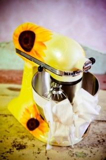 Stylish KitchenAid Mixers!!!!