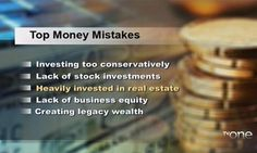 """America's Wealth Coach, Deborah Owens, joined Roland Martin Tuesday on """"NewsOne Now"""" to discuss the top money mistakes made by wealthy African-Americans and how to avoid those pitfalls. Owens told Martin, host of NewsOne Now, that five percent of the wealthiest Blacks exhibit similar investing habits. She said, """"It's pretty stunning to see that the wealthiest African-Americans over index, they have more than three times in CDs and fixed income types of investments"""" than their White…"""