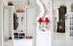 ATELIER RUE VERTE , le blog: Un appartement sublimé par la styliste Myrica Bergqvist
