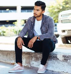 (@teachingmensfashion). This page is best. This guy can improve anyone's style. He helped me in improving my style. Follow his page on youtube teaching mens fashion. Founder jose zuniga
