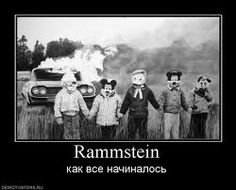 Rammstein - How it all started