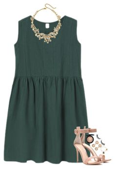 """""""up all night❤️"""" by xoxorachelizabeth ❤ liked on Polyvore featuring Gianvito Rossi, MAC Cosmetics, Chanel, Rimini, Kate Spade and Alex and Ani"""