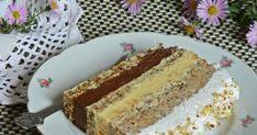 Baking Recipes, Cake Recipes, Dessert Recipes, Desserts, Torte Recepti, No Bake Cake, Vanilla Cake, Sweet Recipes, Sweets