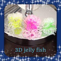 Jelly fish - YouTube tutorial by Elegant Fashion 360