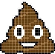 Hey, I found this really awesome Etsy listing at https://www.etsy.com/listing/169434765/poop-emoji