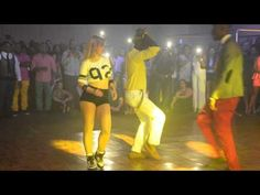 (3) Sara Lopez Dancing Kizomba at Bario Latino WTC 19 Juli'14 - YouTube