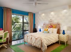 Bedroom Photos Accent Wall Design Ideas, Pictures, Remodel, and Decor - page 42
