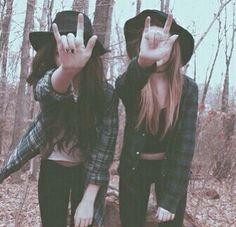Best friends till the end on We Heart It