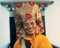 16. Karmapa - Rangdzsung Rigpe Dordzse (1924-1981)