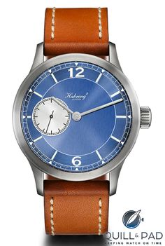 The little Habring² Patek Philippe, Watches For Men, Men's Watches, Marines, Hermes, Dress Watches, Train Tracks, Blue, Accessories