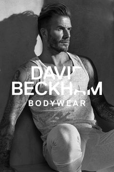 The tank top is such a classic standby that it deserves only the best design treatment from David Beckham Bodywear.   H&M For Men