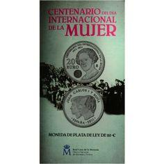 20 Euro Silber 100 Jahre Internationaler Tag der Frau UN