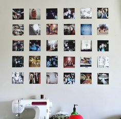 How to Create an Instagram Wall Display
