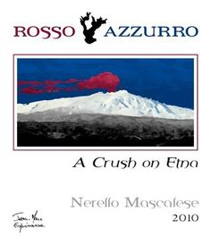 Rouge-Bleu goes to Sicily's Mt. Etna to make another wine. Wine Labels, Sicily, Crushes, Around The Worlds, Branding, How To Make, Red, Wine Tags, Brand Management