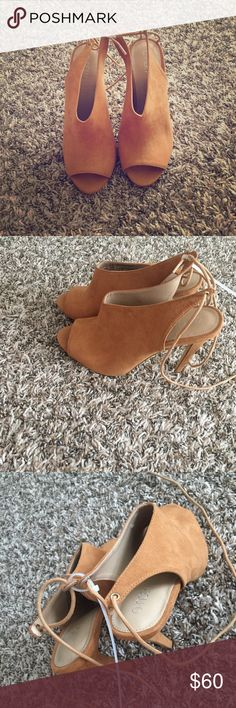 NWT Abound Heels New with tag nude heels Abound Shoes Heels