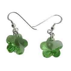 These fabulous dangle earrings are composed with Sparkling Swarovski Peridot Flower Crystal Earrings Sterling Silver Earrings very gorgeous piece. Wire Earrings, Flower Earrings, Crystal Earrings, Sterling Silver Earrings, Pierced Earrings, Silver Prices, Crystal Flower, Swarovski Jewelry, Matching Necklaces