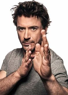 Robert Downey Jr. - did I already mention that I'm in love with this man? 