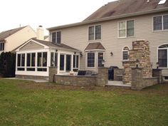 Residential Contractor in Monmouth County builds sunrooms, bluestone patios, outdoor kitchens and gazebos in Fair Haven NJ, Rumson NJ, and Little Silver NJ.