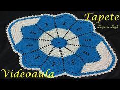 Crochet Doilies, Knit Crochet, Crochet Designs, Crochet Patterns, Crochet Crocodile Stitch, Crochet Kitchen, Crochet Diagram, Crochet Videos, Crochet Projects
