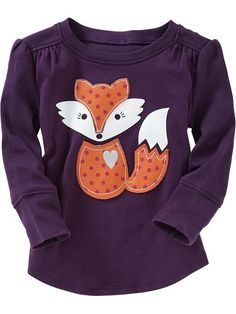 Old Navy | Applique-Graphic Tees for Baby