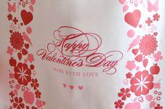 Free Printable-DIY Valentine's Day Goodie Bags