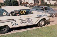 Vintage Drag Racing - 57 Chevy