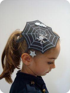 DIY / Tuto : Serre-tête d'Halloween