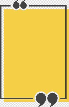 Congee Text box Quotation Icon, Yellow rectangle title box, yellow and black ill. - Congee Text box Quotation Icon, Yellow rectangle title box, yellow and black illustration transparen - Powerpoint Background Design, Poster Background Design, Text Background, Geometric Background, Yellow Background, Instagram Logo Transparent, Image Transparent, Title Boxing, Box Icon