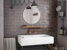 Casas de banho industriais por Equipe Ceramicas