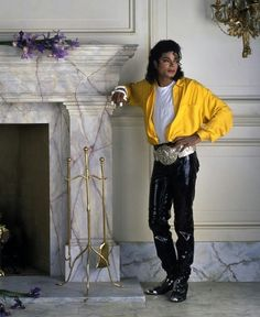 "Your beloved MJ won't see 51. You will have seen him live once in October of 1984, but that's it. Possibly more shocking, that ""other guy"" that sings ""The Girl Is Mine"" with MJ, you will see several times in concert and admire with God-like worship! ;-) (RIP, MJ.)"