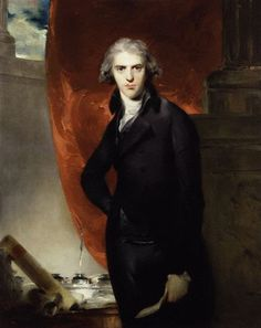 Robert Jenkinson, 2nd Earl of Liverpool by Sir Thomas Lawrence, 1790s