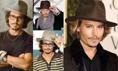 Johnny Depp hat