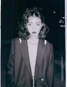 moripuff: Kang So Young | ELLE KOREA MAY 2016 -