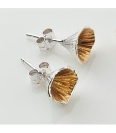 Shell Cone small stud earrings February 2016, Bobby Pins, Shells, Hair Accessories, Stud Earrings, Beauty, Jewelry, Products, Conch Shells