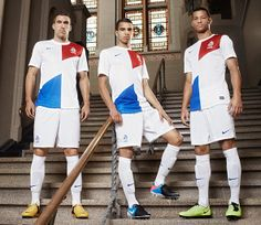 2014 World Cup Kits: The Netherlands #WorldCup2014 #Brazil2014 #Football