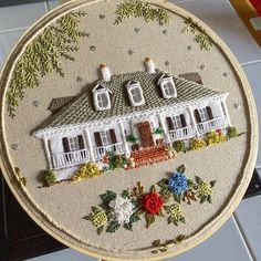 Thrilling Designing Your Own Cross Stitch Embroidery Patterns Ideas. Exhilarating Designing Your Own Cross Stitch Embroidery Patterns Ideas. Hand Embroidery Stitches, Silk Ribbon Embroidery, Crewel Embroidery, Embroidery Hoop Art, Hand Embroidery Designs, Embroidery Techniques, Cross Stitch Embroidery, Hand Stitching, Embroidery Supplies