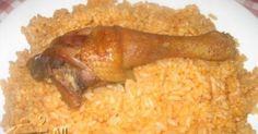 Nigerian Jollof Rice.
