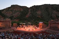 Pictures of Texas play from Canyon, TX | Visit Palo Duro Canyon and the musical TEXAS. | Flickr - Photo Sharing ...