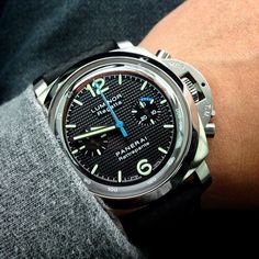 I would love a Panerai watch if they weren't so damned expensive Panerai Rattrapante