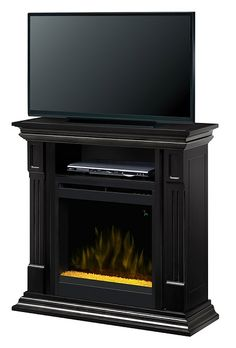 1000 Images About Black Gray Electric Fireplaces On Pinterest Dimplex Electric Fireplace