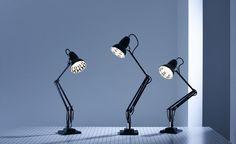 Anglepoise reveals new trio of Original 1227 desk lamps