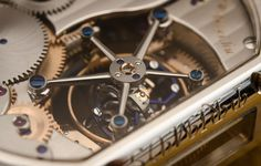 Bexei Primus Triple-Axis Tourbillon Watch Hands-On