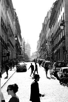 streetscape | b+w